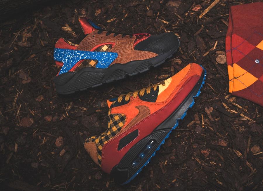 Le pack Nike Premium 'Dark Cayenne/Cognac Gold' post image