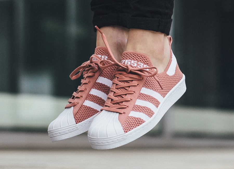 Adidas Superstar 80's PK W 'Raw Pink' post image