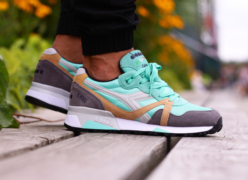 Diadora N9000 NYL II 'Cockatoo' post image