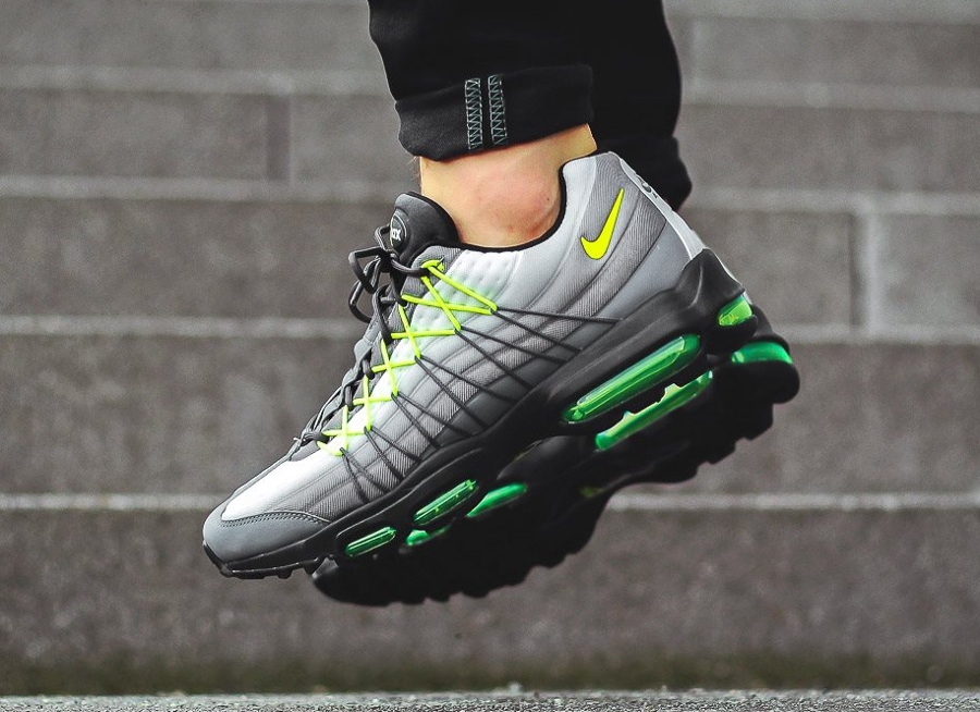 Air Max 95 Ultra Se Neon
