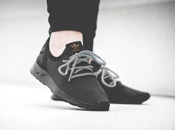 Adidas ZX Flux ADV X 'Off White & Core Black'