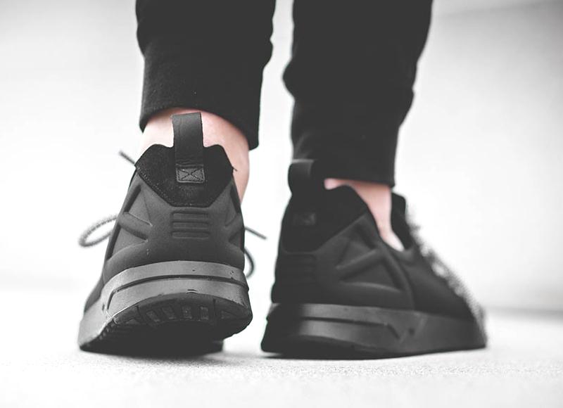 chaussure Adidas ZX Flux ADV X Core Black (noire) (3)