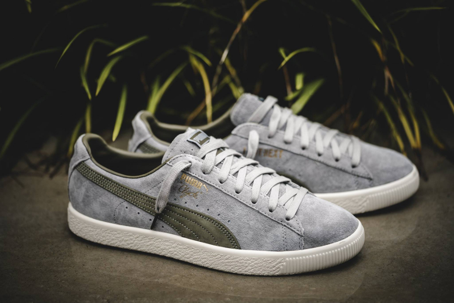 puma clyde homme chaussure