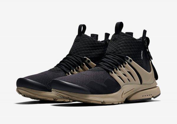 La collection Errolson Hugh x Nike Air Presto