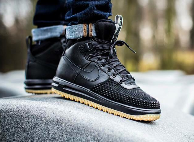 air force 1 lunar black