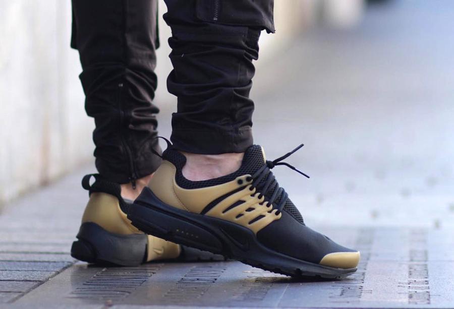 soldes-2017-chaussure-nike-air-presto-essential-black-metallic-gold-pas-cher