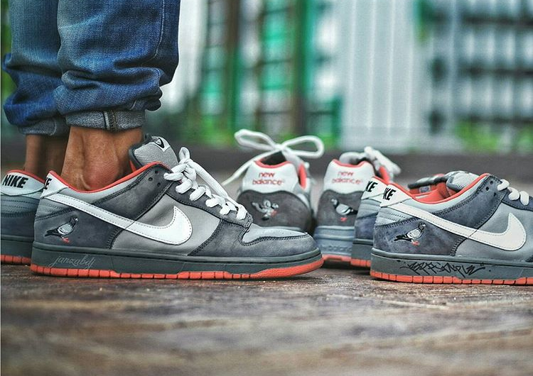 La Jeff Staple x Nike Dunk Low 'Pigeon' : quel impact sur la culture sneaker ? post image