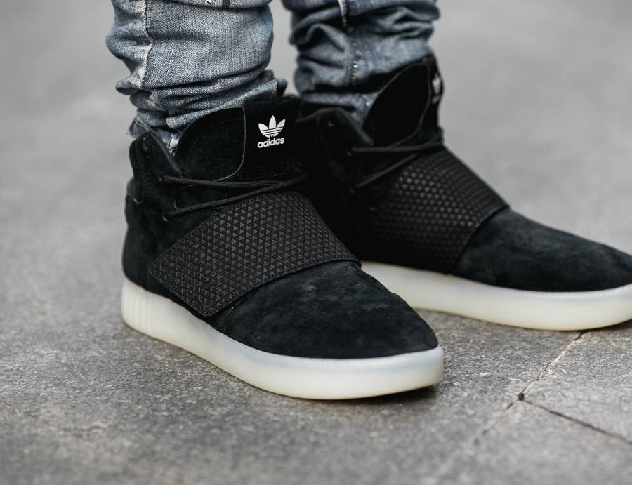 Civilian Version Original Adidas Yeezy Tubular Invader Strap