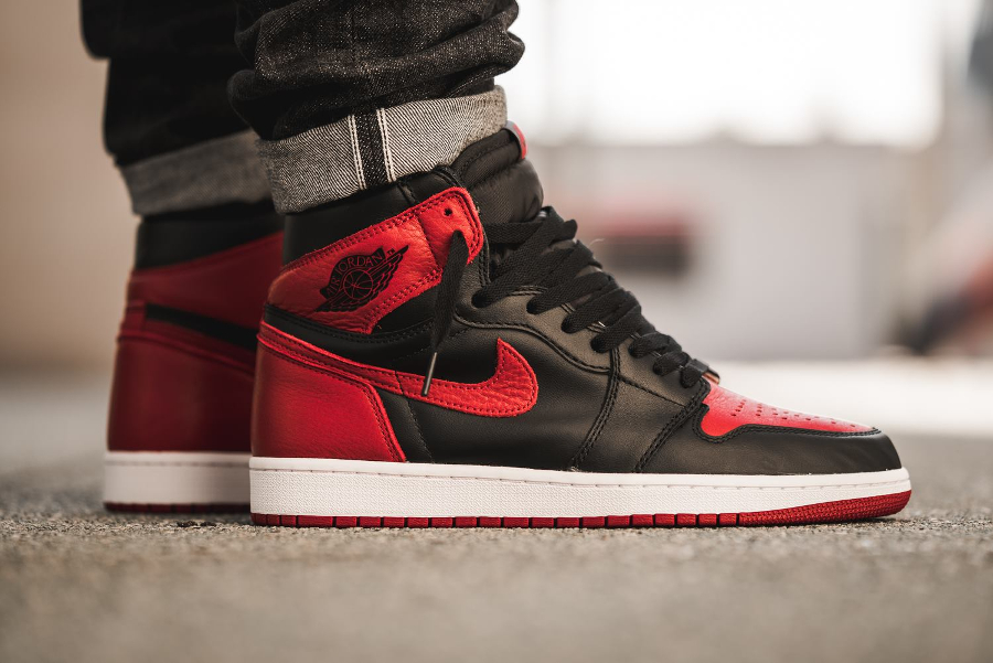 Le pack Air Jordan 'Banned' 2016 : AJ1 & AJ XXXI post image