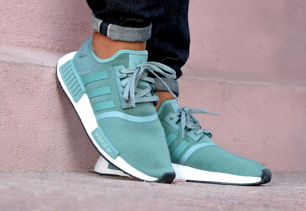 Adidas Wmns NMD_R1 'Vapour Steel' post image