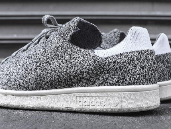 Adidas Originals Stan Smith Primeknit 'Solid Grey'
