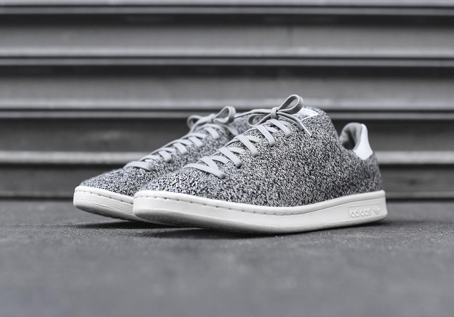 chaussure-adidas-stan-smith-primeknit-en-laine-grise-homme-et-femme-2