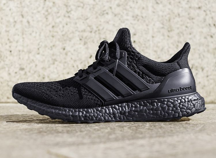 Adidas Ultra Boost Noire Et Or