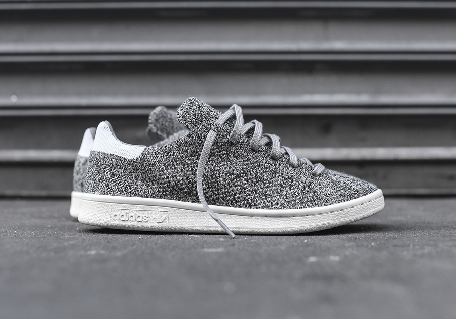Adidas Stan Smith PK Wool 'Solid Grey'