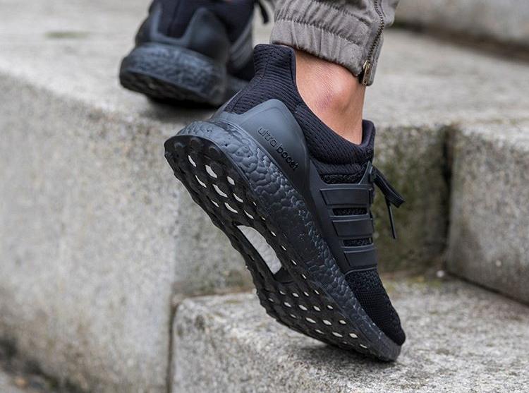 Adidas Ultra Boost Primeknit 'Triple Black'