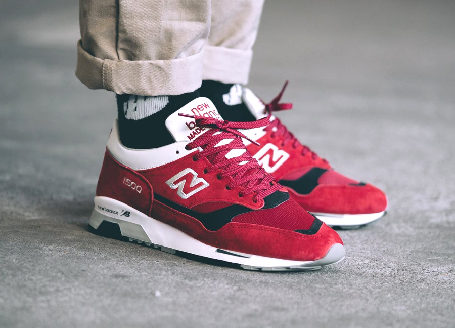 New Balance M1500CK OG 'Chianti' Red Black