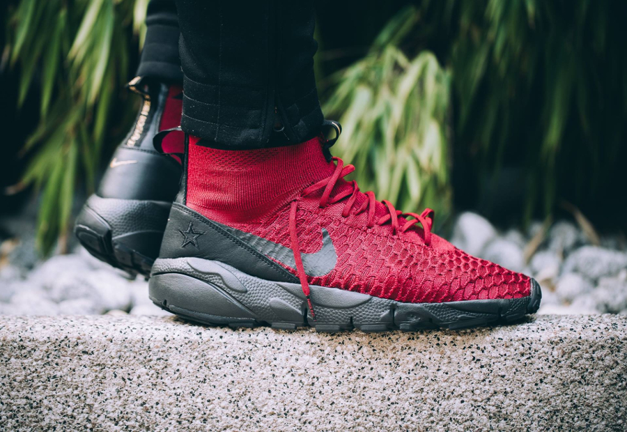 Nike Air Footscape Magista FK FC. 'Burgundy' post image
