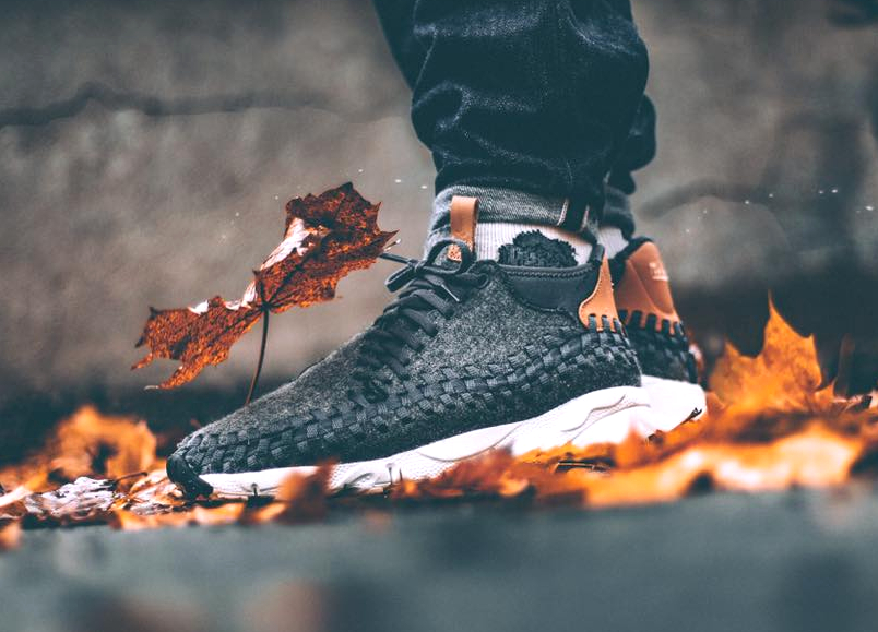 Nike Air Footscape Woven Chukka SE 'Wool'