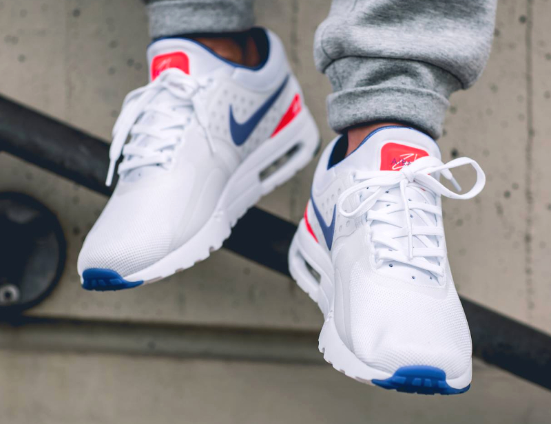 cheap for discount a1fd1 610a5 ... avis basket Nike Air Max Zero Air 180 Ultramarine homme et femme