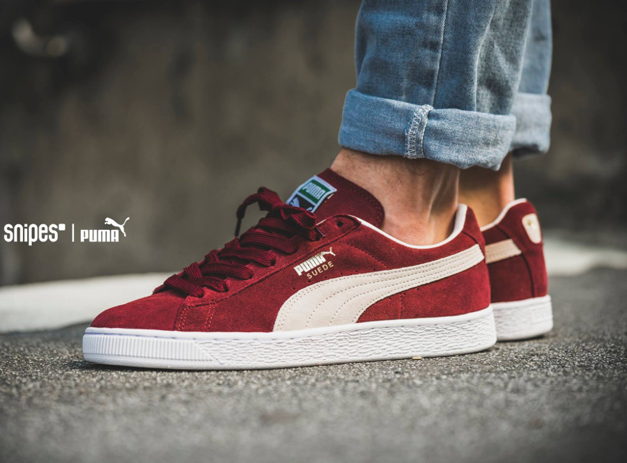Puma Suede Archives | Page 2 sur 4 | Sneakers actus
