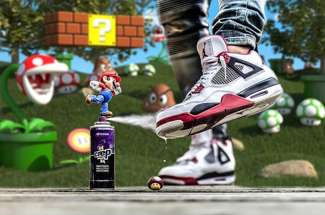12 sneakers inspirées par les jeux vidéo (édition 2016)