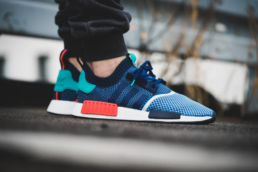 Packer Shoes x Adidas Consortium NMD R1 PK