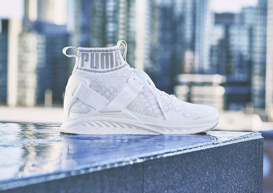 Puma Ignite Evoknit White