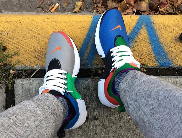 Nike Air Presto PRM 'Greedy' Multicolor (Quickstrike)