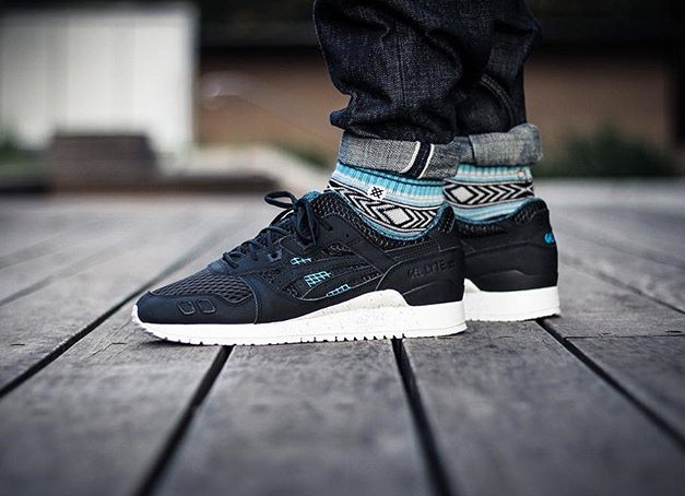 Asics Gel Lyte 3 '30 Years of Gel Pack' (30ème anniversaire technologie Gel)