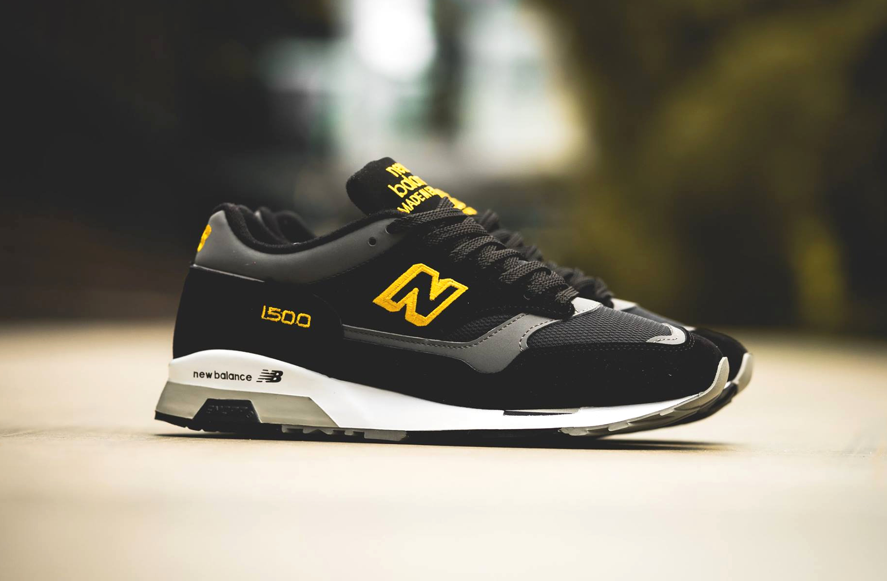 New Balance M1500BY OG 'Black Yellow' Retro 2016 post image