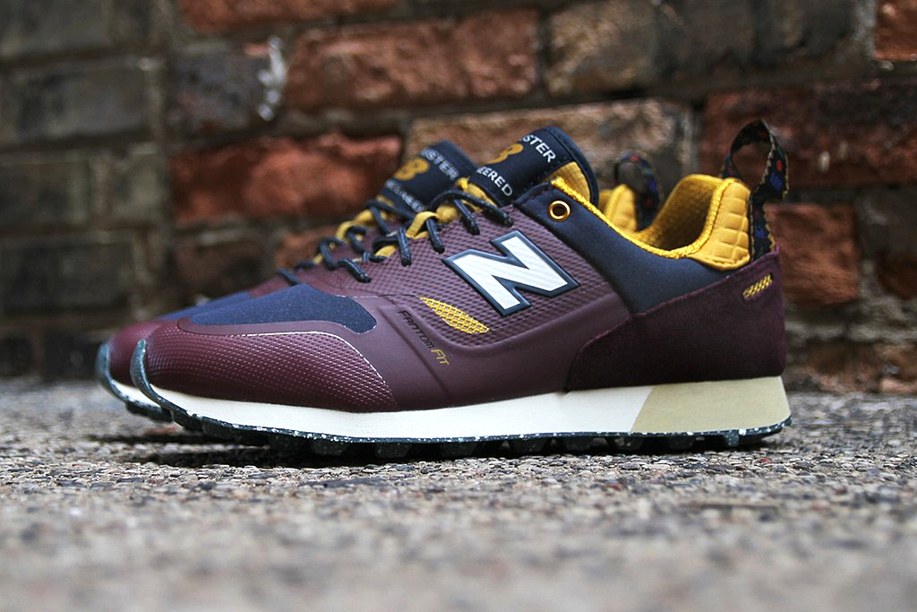 New Balance Trailbuster 'Supernova Red'