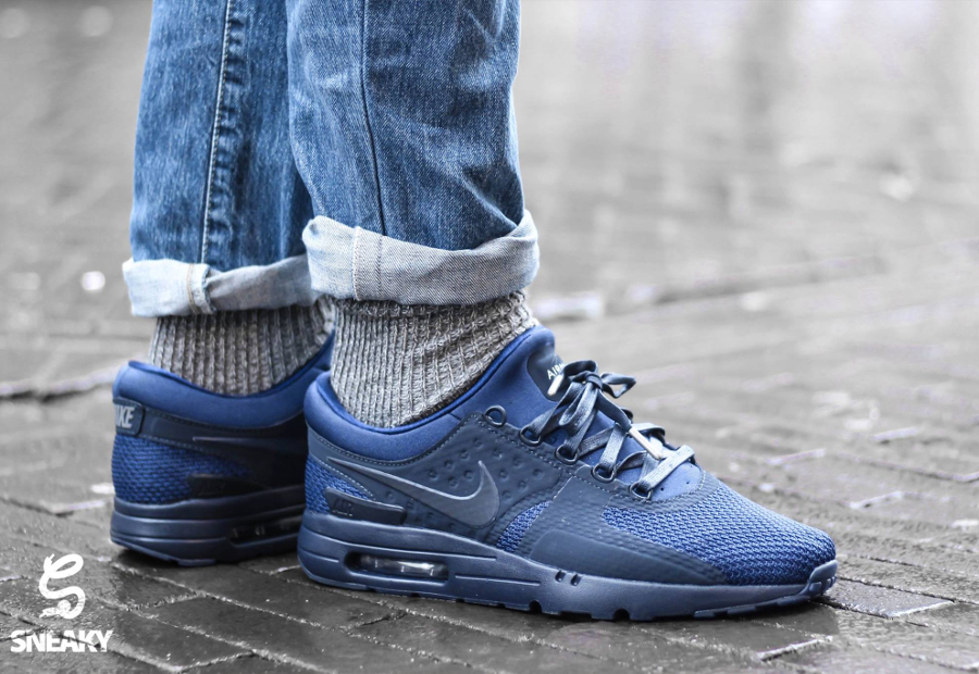 avis-basket-nike-air-max-zero-qs-tonal-binary-blue-edition-limitee