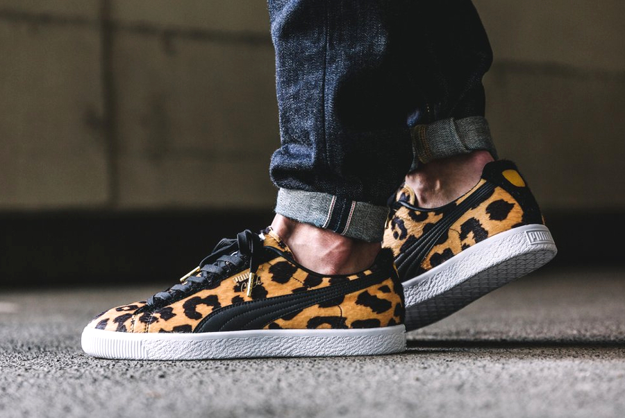 Puma Clyde Suits Pack 'Leopard'