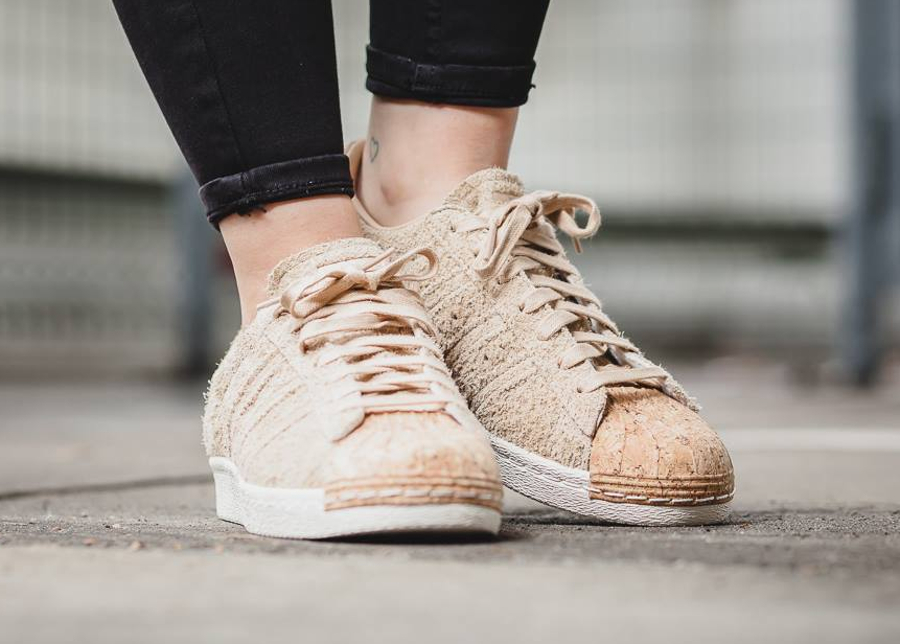 Adidas Superstar 80's 'Cork Toe'