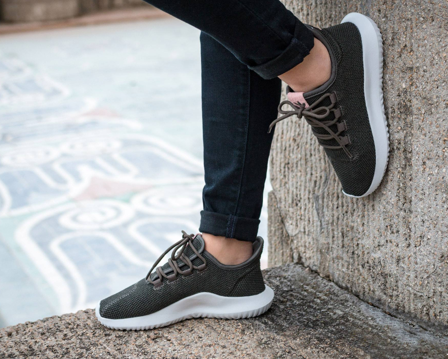 A Closer Look At The Black/White adidas Tubular Shadow