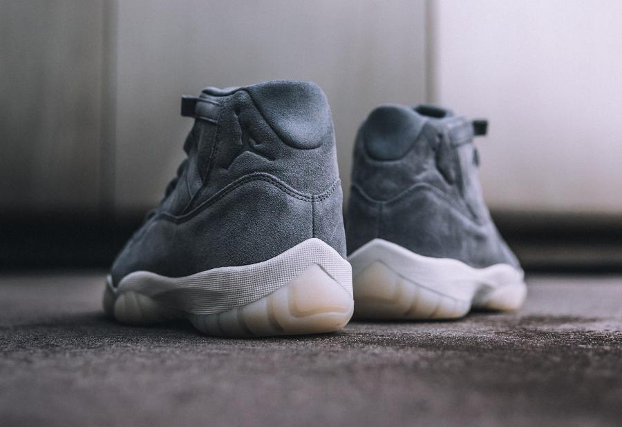 chaussure-nike-air-jordan-11-daim-premium-gris-3