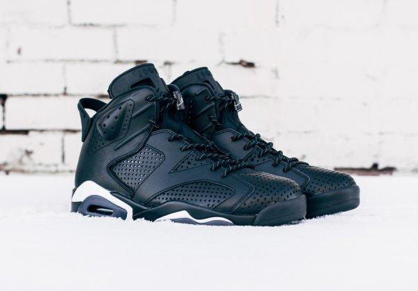 Air Jordan 6 Retro 'Black Cat'