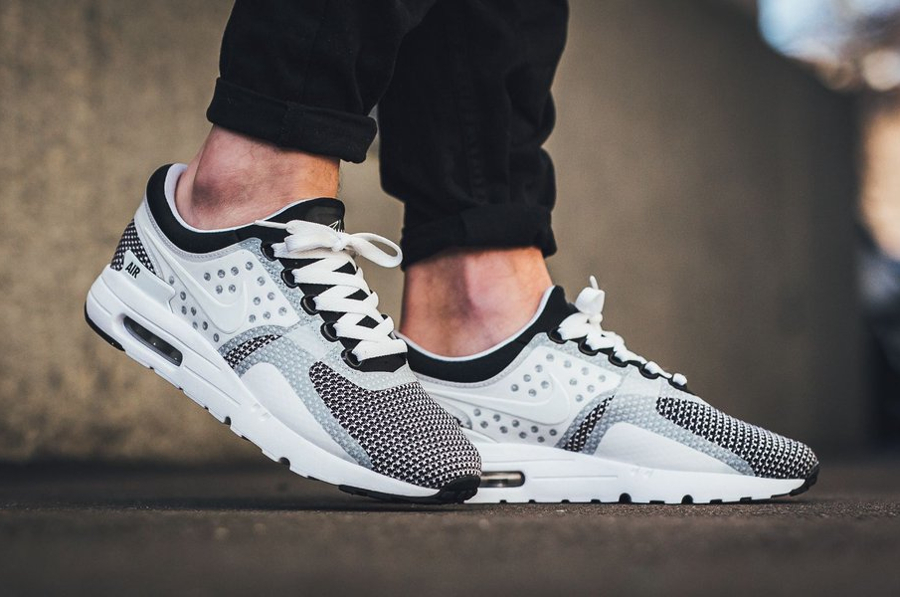 Nike Air Max Zero Essential 'Oreo' Black White