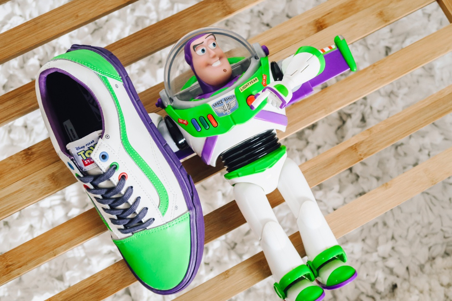 Vans Toy Story Buzz Lightyear