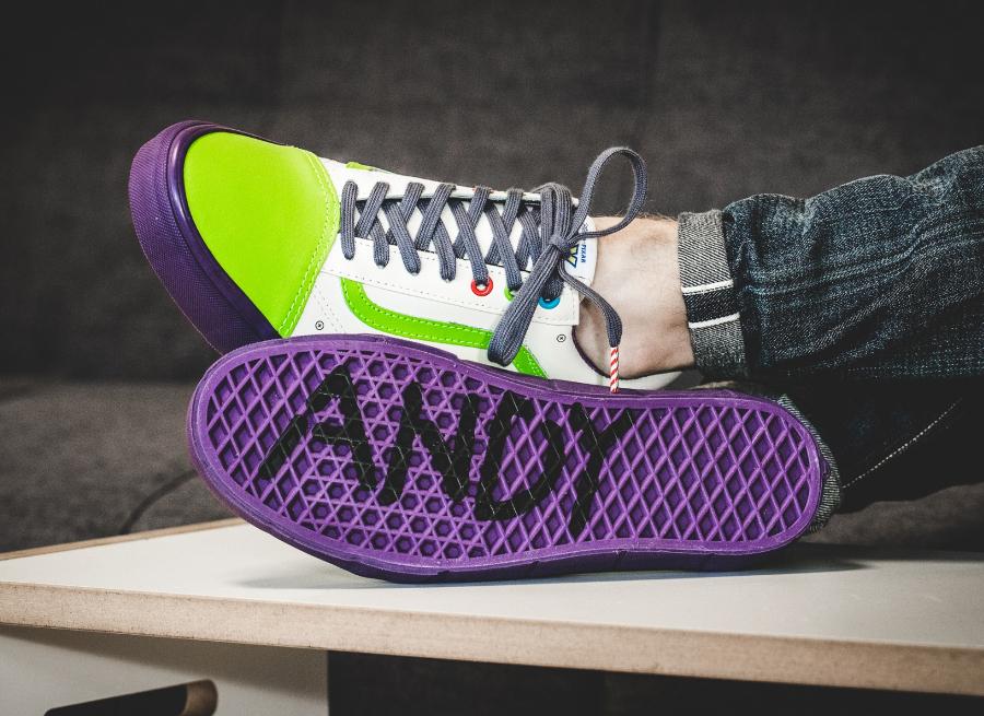 Vans Old Skool Toy Story Sneakers