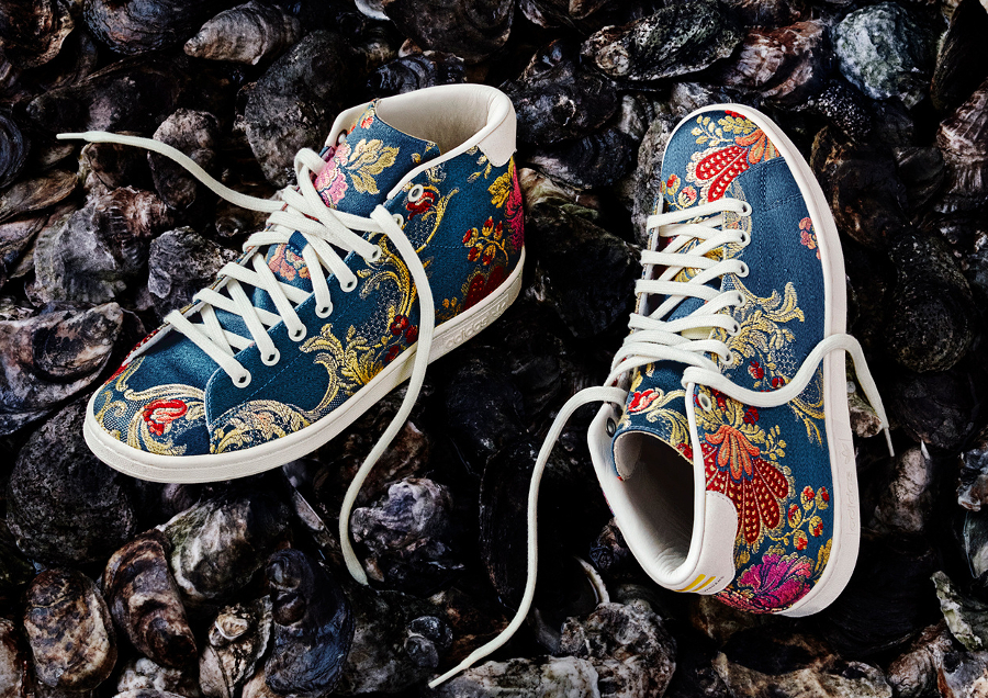 Adidas Consortium Stan Smith Mid Jacquard 2.0 'Pharrell Williams'