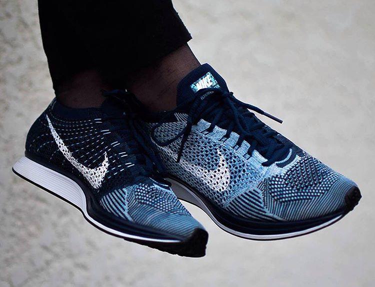 Nike Flyknit Racer Blue Tint 'Indigo Tokyo 2020'