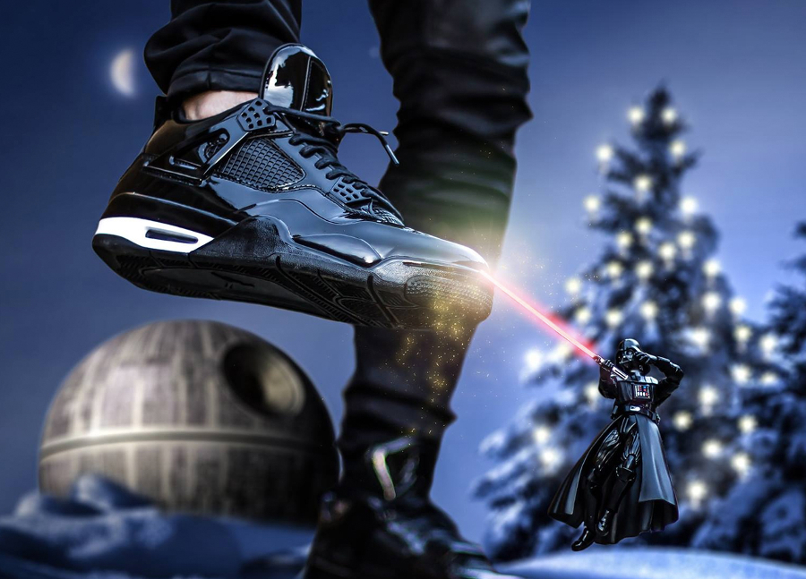 Star Wars Adidas, Vans & Nike… 20 baskets imprégnées par la Force