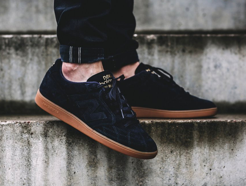 New Balance Epic TR RN Suede 'Black Gum' (made in UK)