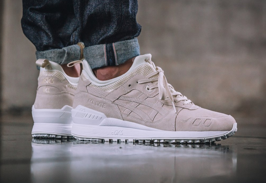 Asics Gel Lyte 3 MT 'Rosegold' Slight White (homme)