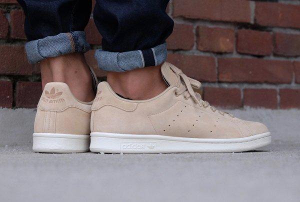 Adidas Stan Smith Suede 'Linen Khaki'