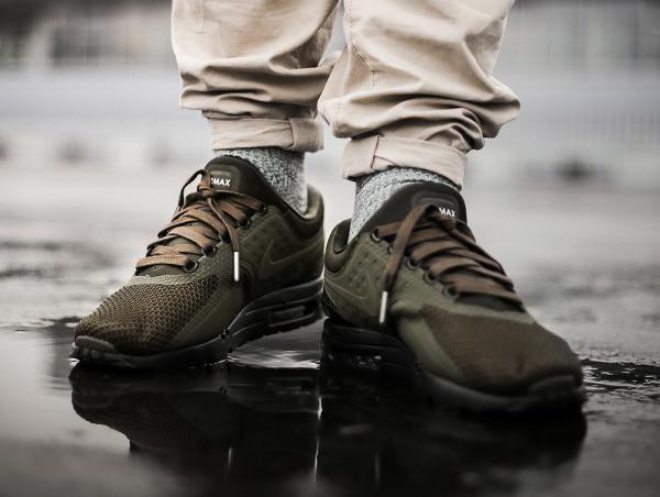 Nike Air Max Zero Premium Olive Dark Loden (homme)