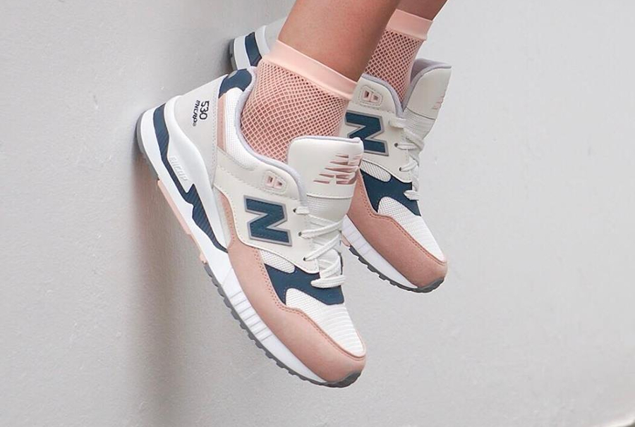 New Balance Saumon