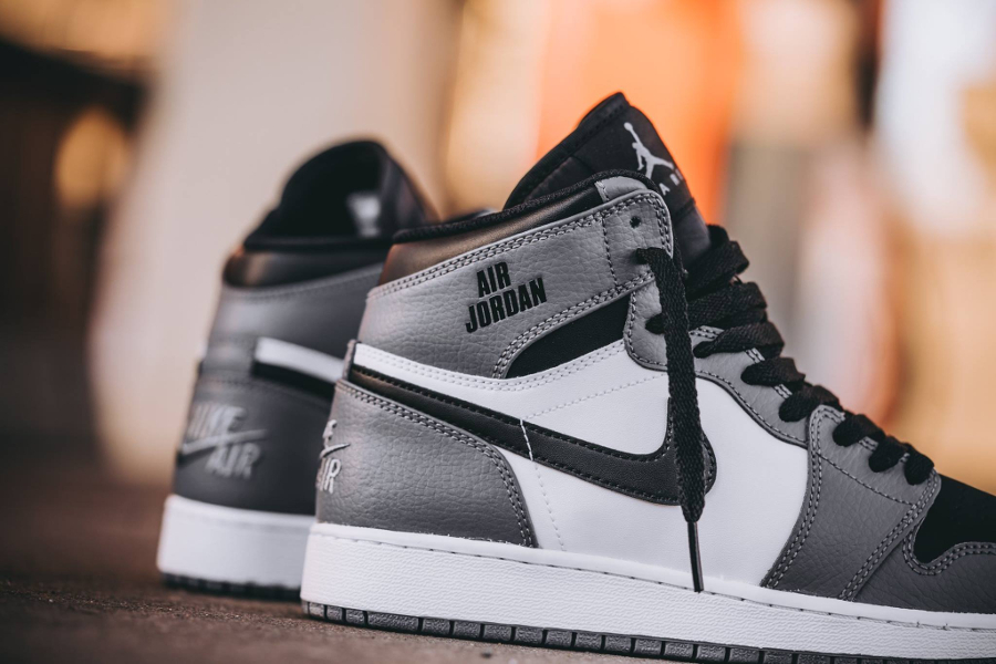 Air Jordan 1 Retro High 'Rare Air' Cool Grey (homme & femme)