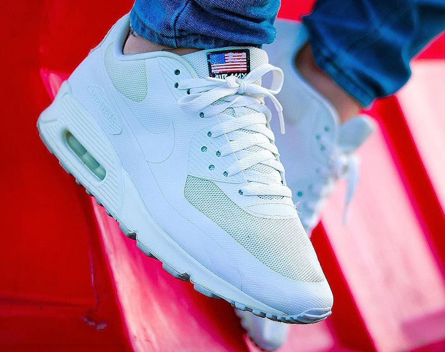 Nike Air Max 90 QS 'Independence Day' White (#SDJ 06/01/2017)